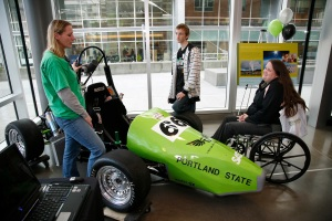 Image of a go-kart