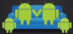 Android@Home logo