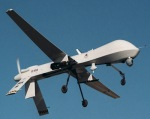 image of the Predator UAV, by General Atomics